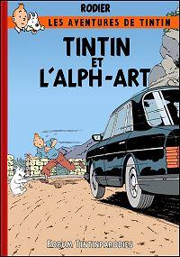 ART RODIER TINTIN ALPH TÉLÉCHARGER